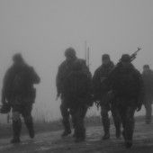Warriors in the Mist – Regrouping after clearing an enemy position.